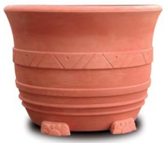 Vasi terrecotte vasi terraccotta vasi europaimpruneta for Vasi per terrazzi in resina