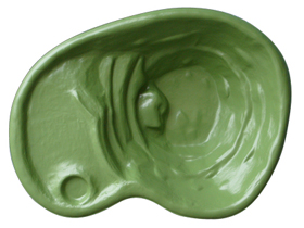 Laghetti tartarughe realizzati in materiale antisdrucciolo for Laghetti tartarughe acquatiche