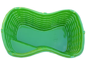 laghetti tartarughe realizzati in materiale antisdrucciolo